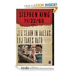 11/22/63 King pulls off this book with a great ending