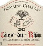Cotes du Rhone Rose Charvin 2013 (750ML)