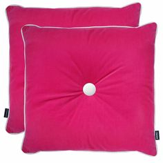 Rocco Interiors | Luxe Fuschia Cushion