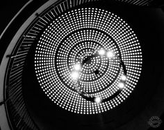 Glass ceiling at Zara shop in Nantes France. iPhone picture.  #glassceiling #nantes #nantescity #zarashop #zara #ceilings #architectures #architectural #architecturelove #chandeliers #bnwphotography #blackandwhitepics #dutourdumonde #photog #resourcemag #webstapick #iphonephotooftheday #circles #interiordetails #france #myphotocrowd