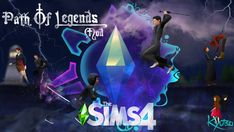 The Sims 4 - Path Of Legends Mod Trailer new script mod Sims 4 Cc Packs, Sims 4 Mm Cc, Sims 4 Game Mods, Sims Mods, Sims Challenge, Sims 4 Expansions, Sims Medieval, Sims 4 Anime, Sims 4 Traits
