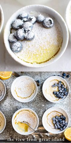 My Flourless Warm Lemon Pudding Cake is downright magical its an easy self-saucing lemon sponge cake dessert that bakes up with a fluffy cake layer and a tangy pudding layer. Lemon Pudding Recipes, Lemon Pudding Cake, Oreo Pudding, Lemon Dessert Recipes, Pudding Desserts, Lemon Recipes, Sweet Recipes, Easter Recipes, Healthy Lemon Desserts
