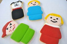 cookies?!?! Where is the little Chinese girl?!?!