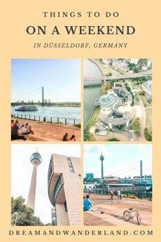 Weekend Trips, Weekend Getaways, Wanderland, World Famous, Travel List, Best Cities, Eastern Europe, Plan Your Trip, Germany Travel