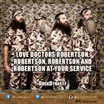 Robertson Love Doctors at your service.