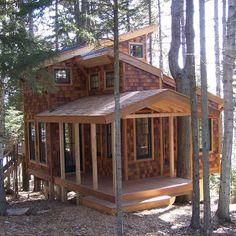 Island Tree House http://davidmatero.com/portfolio/residential/island-tree-house/