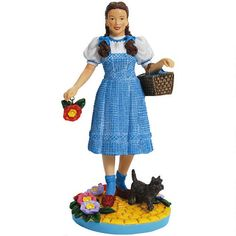 One of my favorite discoveries at WBShop.com: The Wizard of Oz Dorothy Poppy Figurine