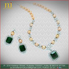 If you are looking for exquisite designs, then visit Mukund Jewellers.