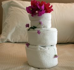 Decorative Towel Folding Ideas You'll Surely Want to Try