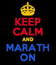 Keep Calm And Marathon On! All healed, marathons back on!!!!