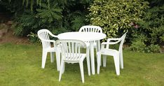Hire Plastic Tables & Chairs from Event Hire UK