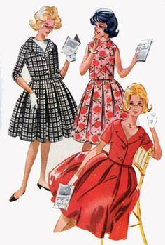 1960s Box Pleated Skirt, Overblouse and Short Jacket McCalls 5787 Vintage 60s MOD Sewing Pattern Size Sub Teen 8 Bust 28 UNCUT by sandritocat on Etsy