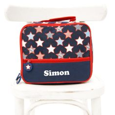 Personalised Lunch Bag Starburst Personalized Lunch Bags, Little Ones, Lunch Box, News, Bento Box