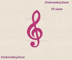 large treble clef