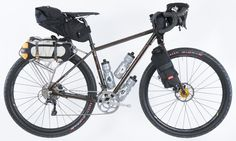 Packmule Dropbar: From Lightweight to Heavy-Duty Bikepacking