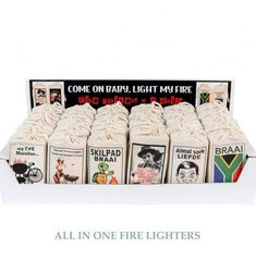 Setting new Trends in South African Giftware and Branded Products. Printed cotton bags with beautiful artwork, filled with tea, soap etc. Light My Fire, Baby Coming, Cotton Bag, Bath Salts, Gift Bags, Cool Gifts, Printed Cotton, South Africa, Soap