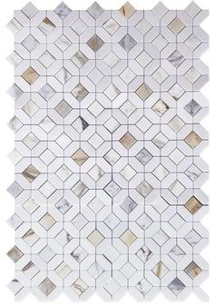 Calacatta Gold Marble, Marble Mosaic, Calacatta Tile, Stone Mosaic Tile, Bathroom Floor Tiles, Bathroom Tile Patterns, Kitchen Floor Tile Patterns, Best Bathroom Flooring, Marble Tile Bathroom
