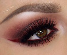 Smoky vampy red