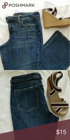 Coldwater Creek boot cut jeans Coldwater Creek boot cut jeans in very good condition Coldwater Creek Jeans Boot Cut