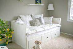 kids room IKEA hack by Wohnpotpourri Hemnes daybed