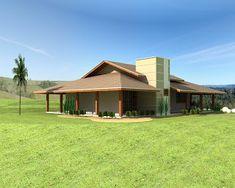 Halla Arquitetura e Urbanismo: Casa de Campo