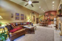 3 bedroom plus Den 2 bath, 3 car garage w/poolon a corner lot in McDowell…