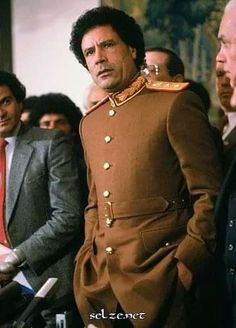 Muammar Qaddafi- deposed Libya's pro-western king & established a military dictatorship Dr Christian, Stock Pictures, Stock Photos, Hello To Myself, Arabic Art, Great Leaders, African Culture, Vanity Fair, Royalty Free Photos