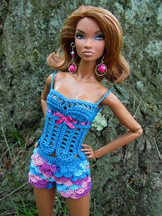 #beautiful #crochet #outfits / 46.16.5 qw                                                                                                                                                                                 Más