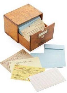 Library of Congress Card Catalog Notecards #book-lover #bookish #card-catalog