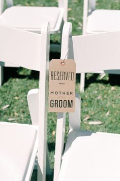 Cute idea to make loved ones feel special on the big day!