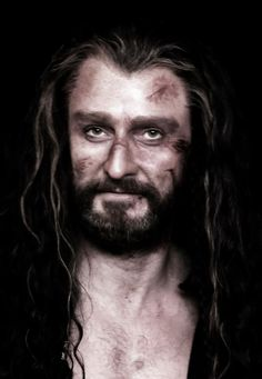 Thorin. I never get tired of this picture. It's so beautiful.