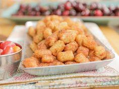 Spicy Baked Potato Nuggets Recipe   Guy Fieri   Food Network