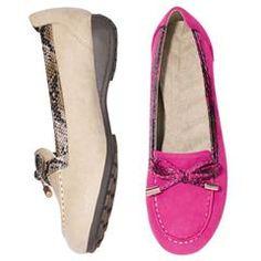 Cushion Walk®  Exotic Trim Loafer