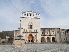 El Convento de los Santos Reyes, Metztitlán, Hidalgo, México. - YouTube