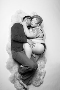 The Militant Baker: FAT GIRLS FIND LOVE TOO
