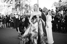 Pin for Later: Le Festival de Cannes en Noir et Blanc, C'est Encore Mieux! Cate Blanchett