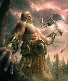 Giant wrath by 1oshuart on DeviantArt
