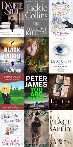 BookHippo.uk - Bargain Kindle Book Deals