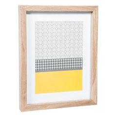 Cadre photo en bois 22 x 27 cm ANTONIN