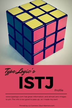 Type Logic's ISTJ profile at: http://typelogic.com/istj.html