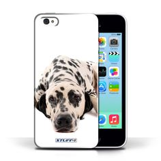 Designer Mobile Phone Case / Dog Breeds Collection / Dalmatian #designer #case #cover #iphone #smartphone #dog #animal #dalmatian