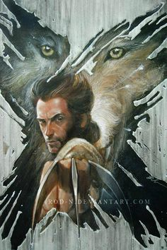 Wolverine what's wrong with your brain read shelbe chang www.cinegeoff.blogspot.com