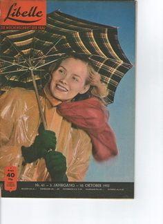 Heft 10.10.52  Guter Zustand (2-)  altersbedingte Gebrauchsspuren auf Cover & Rückseite, leichte Vergilbungen  BLÄTTER IM UNTEREN TEIL LOSE!!!  Keine