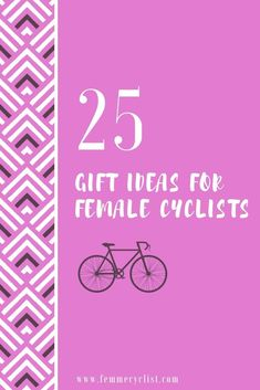 25 Gift Ideas for Female Cyclists Female Cyclist, Commuter Bike, Cycling Workout, Cyclists, Road Bikes, Biking, Gift Ideas, Gifts, Presents