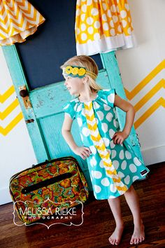 Childrens Clothing MRP clothing lineDots and by lakenandlila, $56.50