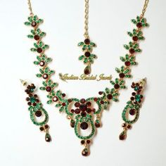 Red green set