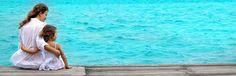 The water looks amazing