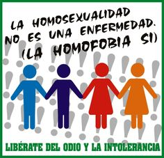 Ya basta! No a la Discriminacion!