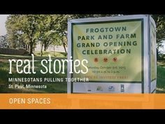 Center for Prevention - Minnesota - Real Stories: Frogtown Park and Farm, St. Paul