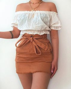 Likes, 42 Comments - Daily Outfits Teen Fashion Outfits, Mode Outfits, Girly Outfits, Cute Fashion, Look Fashion, Pretty Outfits, Teenager Outfits, Party Dress Outfits, Fashion Ideas